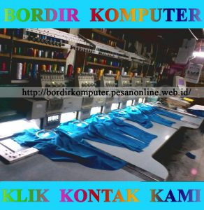 Jual Mesin Bordir Komputer Second Express